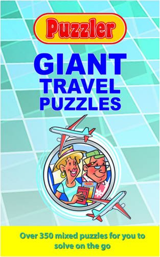 Puzzler Giant Travel Puzzles por Puzzler Media