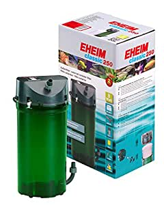 EHEIM Classic 250 Aquarium External Canister Filter