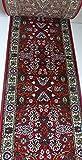 Shiraz Läufer nach Maß Rot Teppich Blume 1170 lfm. 9,90 Euro Muster Breite 20 x 20 cm