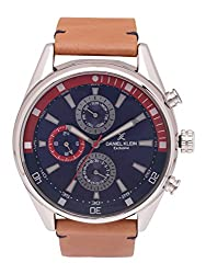 Daniel Klein Analog Blue Dial Mens Watch - DK11282-2
