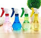Katech 4 Stück multifunction Spray Flaschen 250 ml Kunststoff Garten Bewässerung Flasche für Bewässerung von Pflanzen und Blumen oder Reinigung Zimmer, Büro, Auto