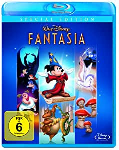 Fantasia [Blu-ray] [Special Edition]