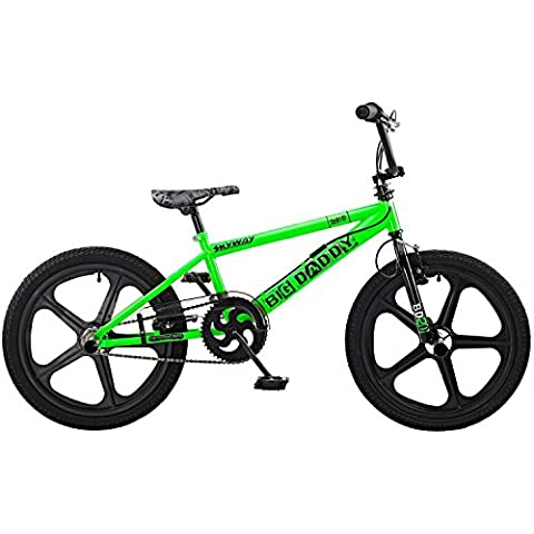 Cerchioni BMX Rooster BIG DADDY Skyway Special