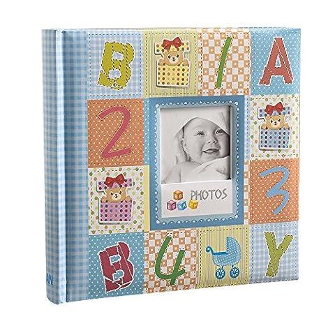 Arpan Slip in Joli baby boy blue 200 porte 6x4
