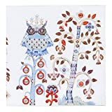 Iittala Taika Papierserviette, Servietten, Tischdekoration, Tischdeko, Papier, Weiß, 33 cm, 1015899