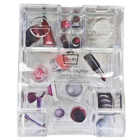 caboodles-cosmetic-counter-acrylic-tray-organiser-clear