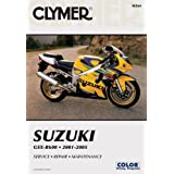 Suzuki GSX-R600 2001-2005: Service - Repair - Maintenance