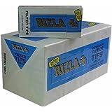 2400 RIZLA ULTRA SLIM CIGARETTE FILTER TIPS - 20 PACKET