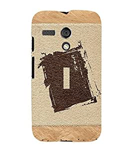PrintVisa Designer Back Case Cover for Motorola Moto G :: Motorola Moto G (1st Gen) :: Motorola Moto G Dual (uncle aunty sister brother love)