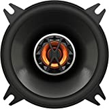JBL Club 4020 In-Car 4-Inch (10 cm) 2-Way Coaxial Stereo Speakers - Black (Pack of Two)