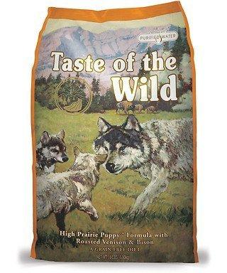 Taste Of The Wild Dog Food High Prairie Puppy 13.6kg by Taste of the Wild