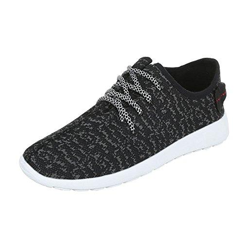 Esportes Sapatos Senhoras Calçam As Sapatilhas Laços De Design Ital Sapatos Casuais Fechados Preto