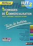 Toutes les matières IUT Techniques de commercialisation - Semestre 2