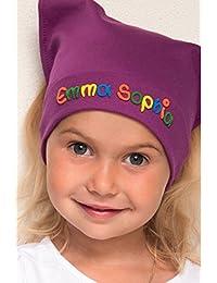 Kopftuch mit Namen, Sommer Mützchen, Mädchen Mütze