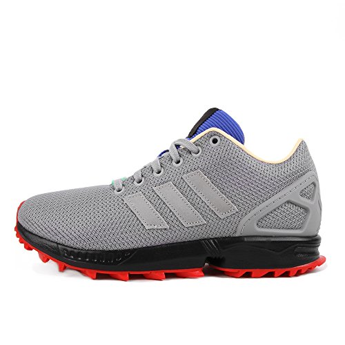 adidas ZX Flux RS Solid Grey Grey