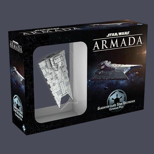 Preisvergleich Produktbild Heidelberger Spieleverlag HEI1206 - Star Wars: Armada - Sternenzerstörer der Gladiator-Klasse Erweiterungspack