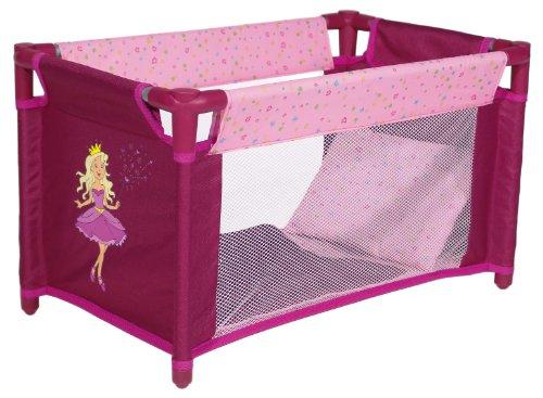 Imagen 5 de Bayer Design 13996S - Set de cuna y cochecito de paseo para muñecas
