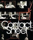 The Contact Sheet (Harback) /Anglais