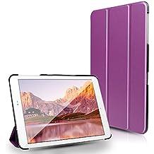 "JETech 3333-CS-SAMSUNG-TAB-S2-8.0-PP 8"" Folio Púrpura funda para tablet - Fundas para tablets (Folio, Samsung, Galaxy Tab S2, 20,3 cm (8""), Púrpura)"