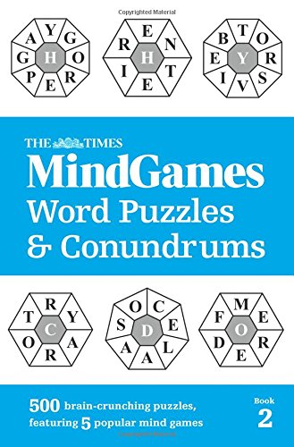 The Times Mind Games Word Puzzles and Conundrums Book 2 thumbnail