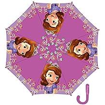 Paraguas automatico de 48 cm. de Princesa Sofia