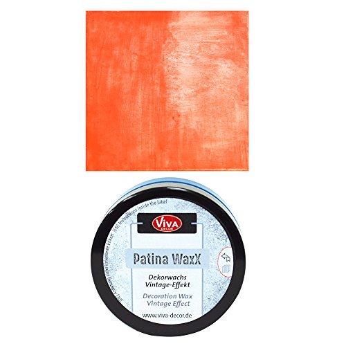 NEU Viva Decor Patina WaxX, Koralle, 50 ml