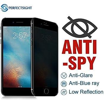 PERFECTSIGHT iPad Mini 4 Screen Protector Tempered Glass Anti-Glare