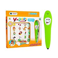 Flash Cards with talking pen Educational Toy for Toddlers 3 year old