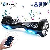 Windgoo Hoverboard Nouvelle Génération, 6.5' Overboard Intégré Bluetooth et Smart...