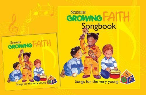 Seasons Growing Faith CD and Songbook by Cathie Talbot (2007-06-02)