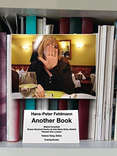 Another book. Hans-Peter Feldmann por HASN-PETER FELDMAN