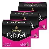 Dallmayr Capsa Espresso Barista, Nespresso Kapsel, Kaffeekapsel, Espressokapsel, Röstkaffee, Kaffee, 30 Kapseln