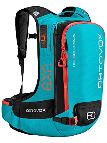Avalanche Sac à dos Ortovox Free Rider 20L S avabag
