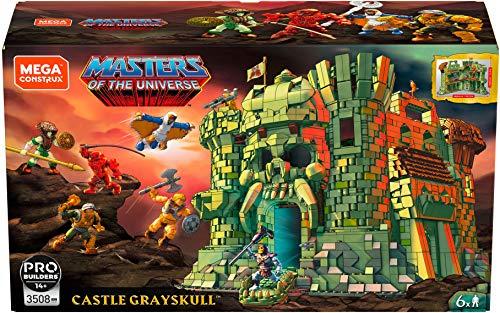 Mega Construx Masters of the Universe Castillo Grayskull,...