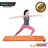 #8: Body Ripper Thick Yoga Mat with Cover 6mm 4mm for Women Anti Skid