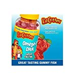 LIL CRITTERS OMEGA-3 DHA GREAT TASTING D...