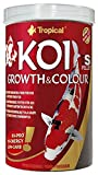 Tropical Koi Growth and Colour Pellet Size S, 1er Pack (1 x 1 l)