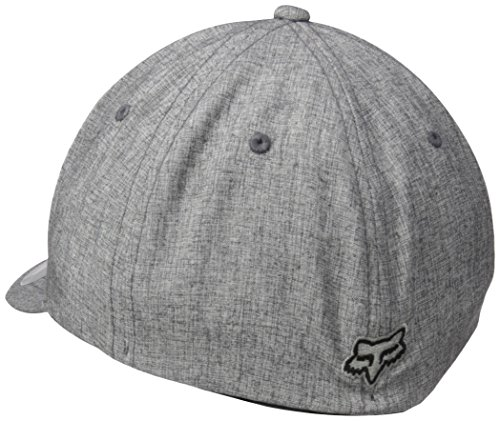 Fox Herren Cap Kincayde Flexfit heather grey