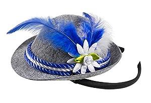 Amscan-998400-Sombrero mujer fiesta de la cerveza