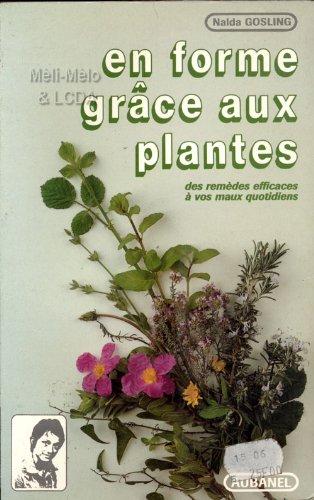 En forme grâce aux plantes
