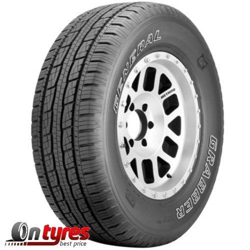 General tire grabber hts 60 ( 235/60 r18 103h xl , con protezione del cerchione )