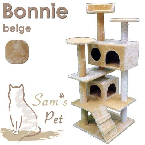 Produktabbildung von Sam´s Pet Kratzbaum Bonnie - Höhe: 130 cm - beige