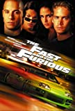 Classic Posters The Fast and the Furious reproduction photo affiche du film 40 x 30 cm