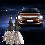 Ralbay H7 LED Faro Bulbi Auto LED Luci 6400LM Super Luminosa Lampada con CREE Chip per Auto veicolo Faro Della Luce Delle Lampadine dell'automobile Kit LED 6000K Bianco 9-30V