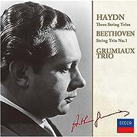 Haydn:Three String Trios/Ben:S