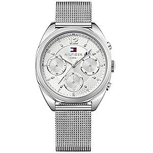 Tommy Hilfiger mujer-reloj analógico de cuarzo de acero inoxidable 1781628