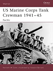 US Marine Corps Tank Crewman 1941-45: Pacific (Warrior)