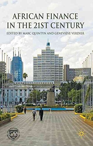 [(African Finance in the 21st Century)] [Edited by Marc Quintyn ] published on (January, 2010)