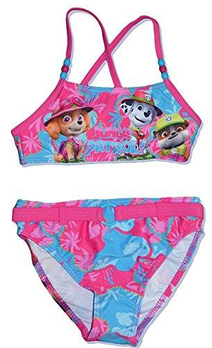 Nickelodeon Paw Patrol Kostüm - Paw Patrol Bikini Fuchsia (104 -
