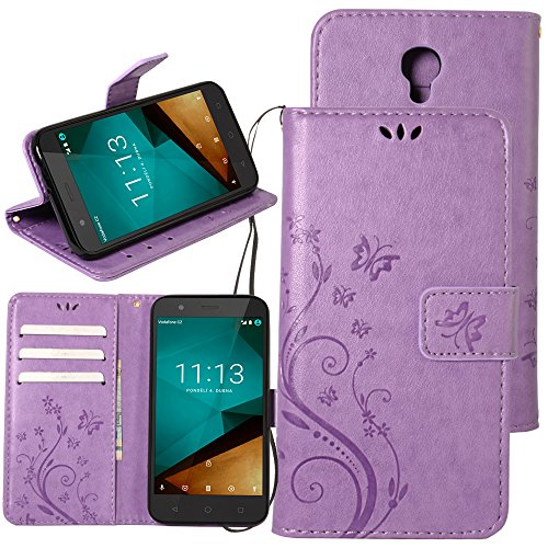 dooki-smart-prime-7-case-butterfly-flowers-pattern-design-stand-wallet-flip-pu-leather-cover-case-fo